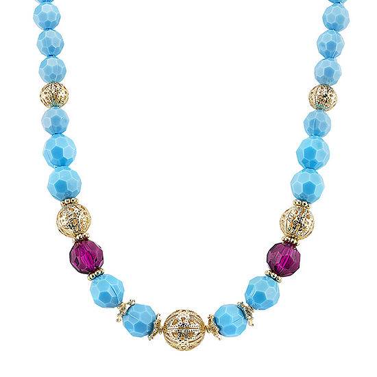 1928 16 Inch Beaded Necklace