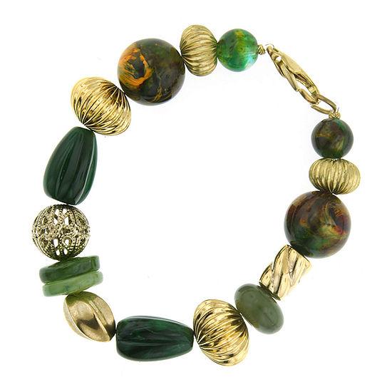 1928 8 Inch Beaded Bracelet