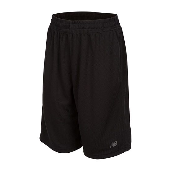 New Balance - Little Kid Boys Moisture Wicking Basketball Short