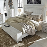 Signature Design by Ashley® Kaelyn Storage Bench Panel Bed