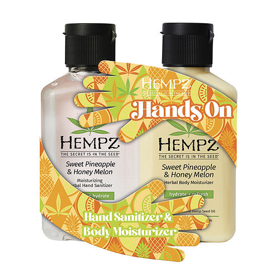 Hempz Hands On Pineapple & Melon Duo 2-pc. Value Set