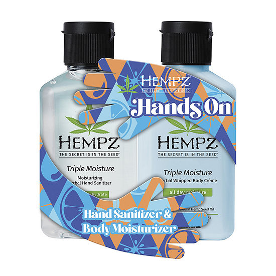 Hempz Hands On Triple Moisture Duo 2-pc. Value Set