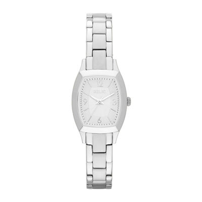 Relic® Everly Womens Silver-Tone Watch ZR34270