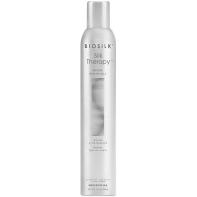 BioSilk® Silk Therapy Medium Hold Mousse - 12.7 oz.
