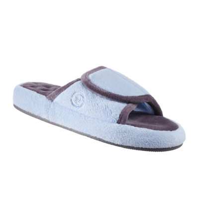 Isotoner® Microterry Adjustable Spa Slide