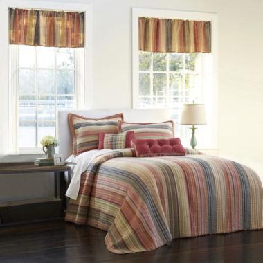 jcpenney.com | Jewel Retro Chic Striped Bedspread & Accessories