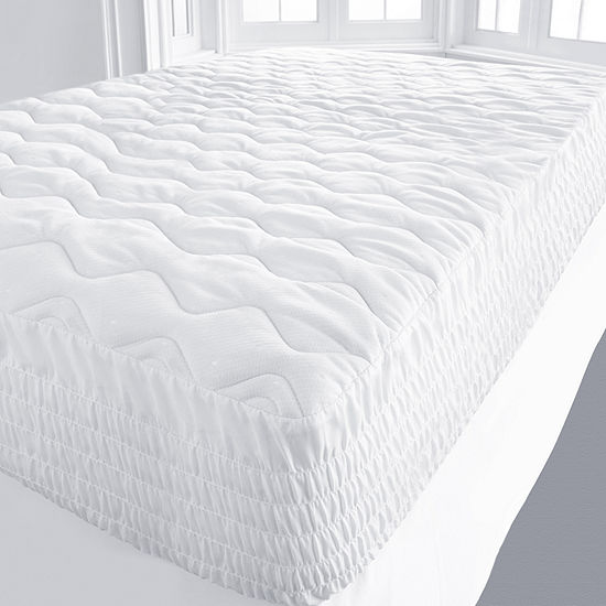 royal velvet washable memory foam mattress pad - Memory Foam Mattress