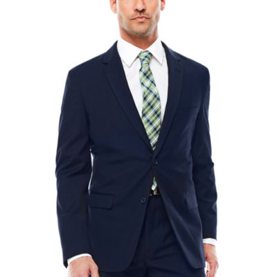 U.S. Polo Assn.® Navy Suit Jacket - Classic Fit
