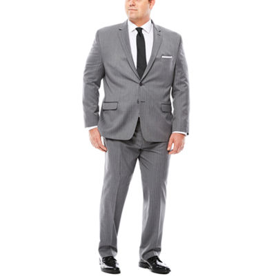 Collection by Michael Strahan Stripe Suit Separates - Big & Tall
