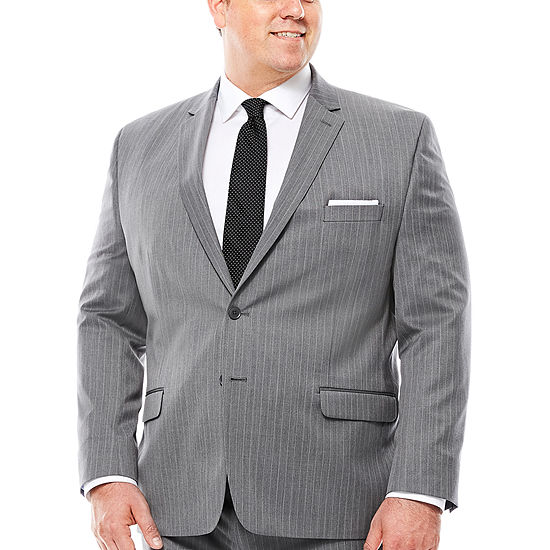 Collection by Michael Strahan Stripe Jacket - Big & Tall