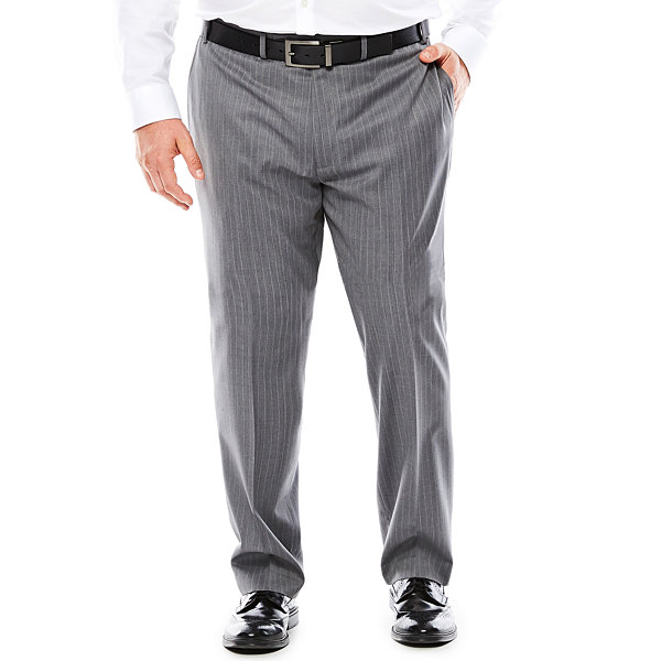 Collection by Michael Strahan Stripe Pants - Big & Tall