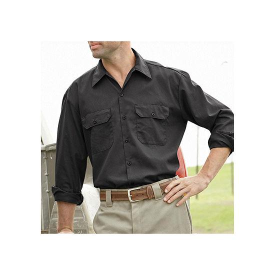 Dickies® Long Sleeve Work Shirt