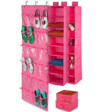 Honey-Can-Do® 5-pc. Room Organization Set