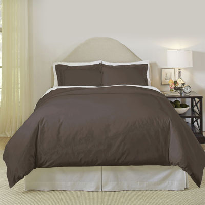 Pointehaven 500tc 3-pc. Duvet Cover Set