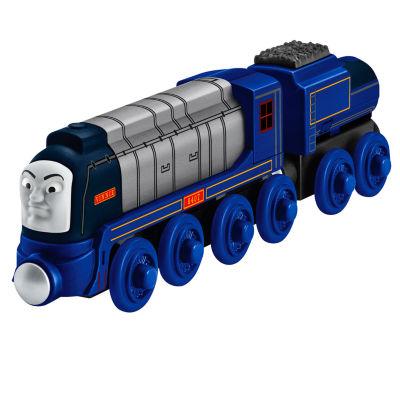 Fisher-Price Thomas & Friends Wooden Railway Racing Vinnie