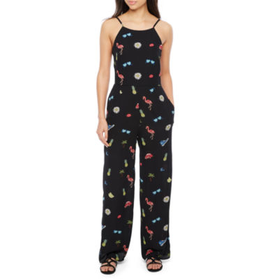 Nicole By Nicole Miller Sleeveless Jumpsuit