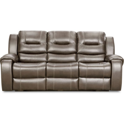 Clark 3-Piece Sofa, Loveseat and Recliner Set