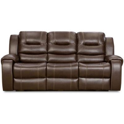 Clark Double Reclining Sofa