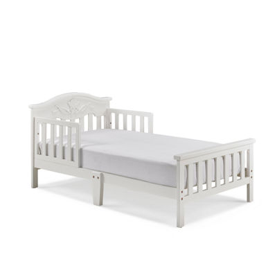 Fisher-Price Charlotte Rose Toddler Bed - White