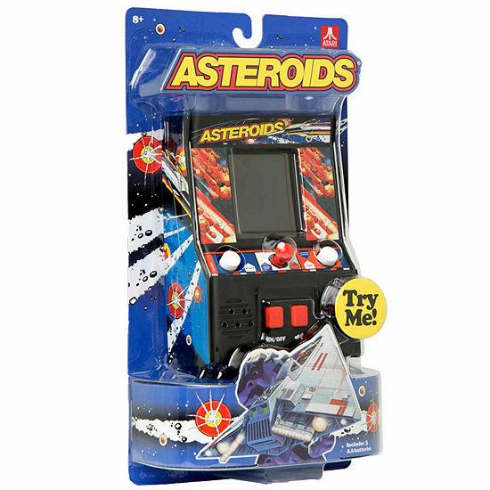 Asteroids Retro Handheld Game
