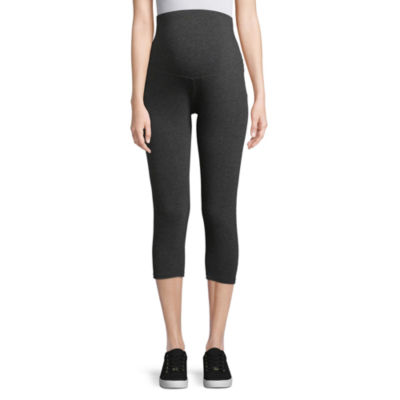 Planet Motherhood Cropped Leggings - Maternity