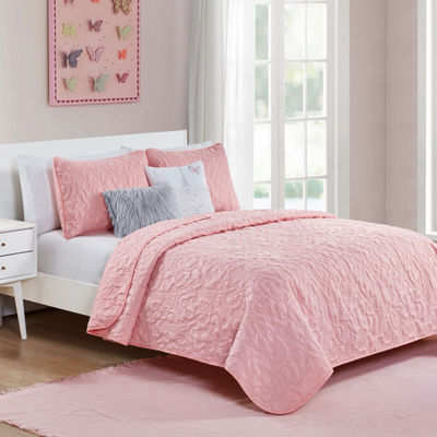 VCNY When In Paris Quilt Set