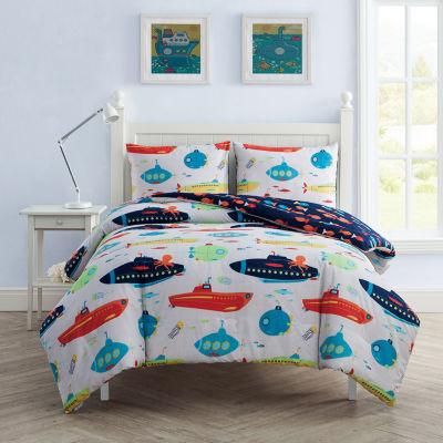 Victoria Classics Submarine Comforter Set