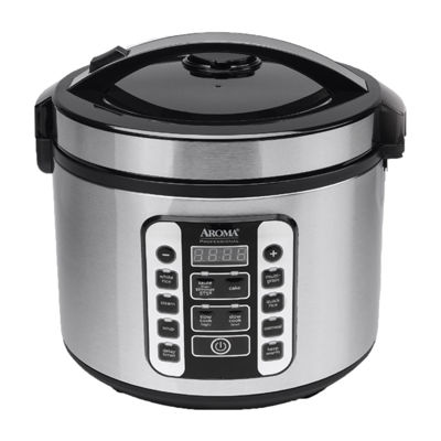 Aroma Professional 20 Cup Digital Rice Cooker/Multicooker
