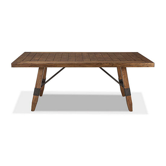 River Dining Rectangular Trestle Table