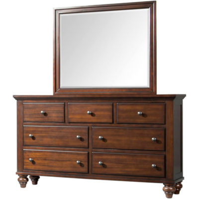 Newport Storage 7-Drawer Dresser