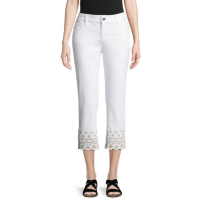 St. John's Bay Cropped Pants
