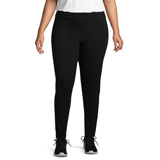 St John S Bay Active 174 Secretly Slender Legging Plus