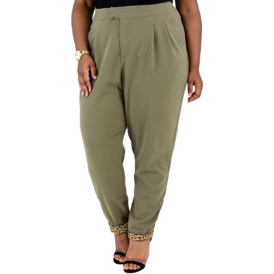 Poetic Justice Trouser Pant - Plus