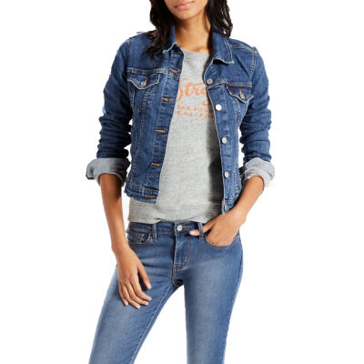 Levi's® Water<Less™ Womens Original Trucker Jacket