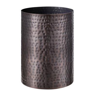 Queen Street Parker Metal Waste Basket