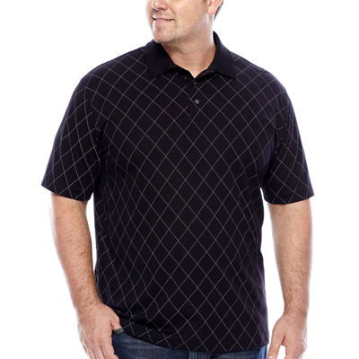 The Foundry Big & Tall Supply Co.™ Quick-Dri® Polo