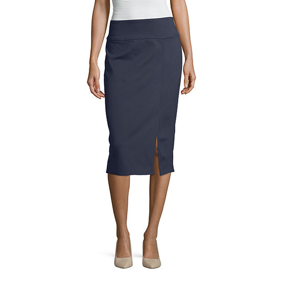 Worthington Ponte Skirt - Tall