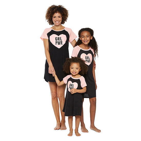 City Streets Mommy and Me Girl Power - Nightshirt