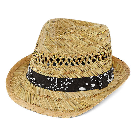 St. John's Bay™ Fedora with Tropical Band