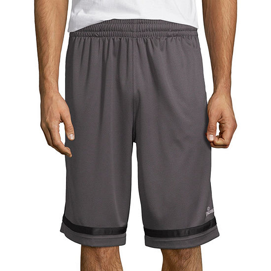 Spalding Mens Elastic Waist Basketball Short