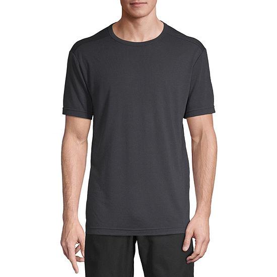 Msx By Michael Strahan Mens Crew Neck Short Sleeve T-Shirt