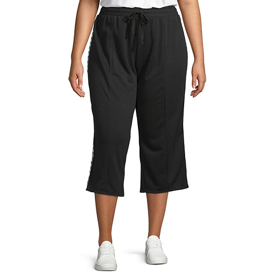 Flirtitude Womens Track Pant-Juniors Plus