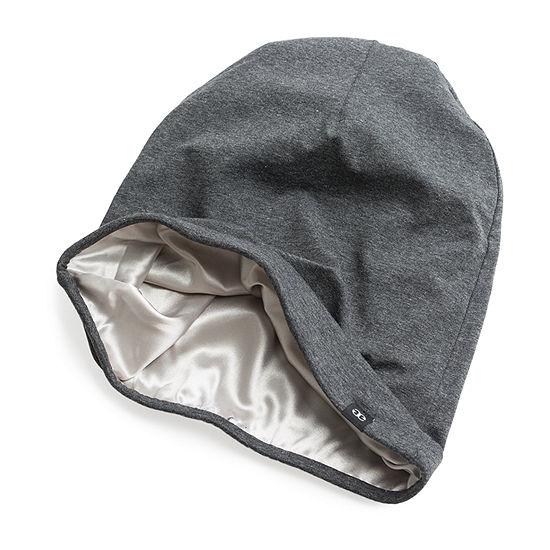 Grace Eleyae Satin-Lined Cap (Slap) Grey Hair Bonnet - Size Large