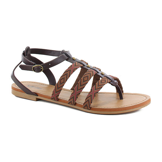 Western Chief Womens Jill Flat Sandals