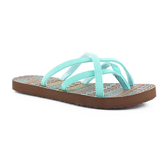 Western Chief Womens Gia Flat Sandals