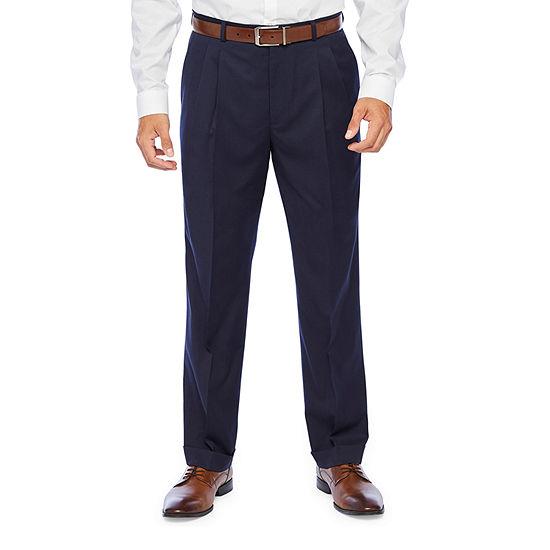 Stafford Super Mens Classic Fit Suit Pants