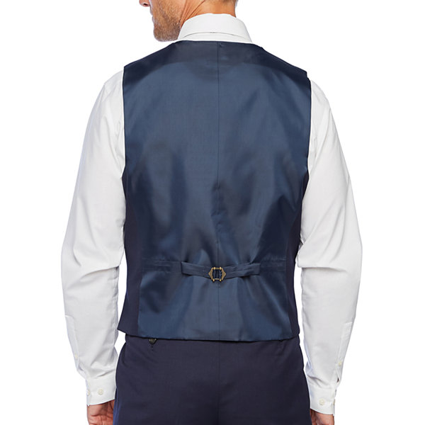 Stafford Super Suit Mens Classic Fit Suit Vest