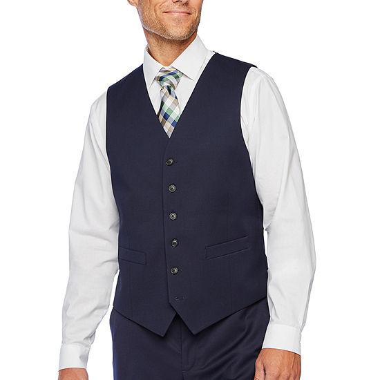 Stafford Super Suit Mens Classic Fit Suit Vest
