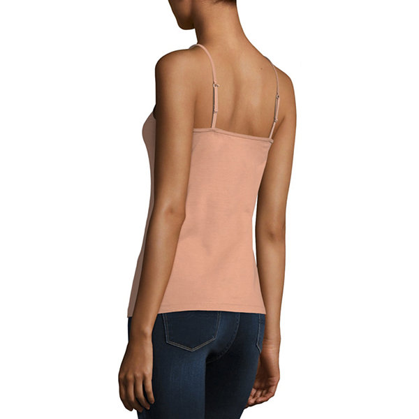 a.n.a Womens Scoop Neck Camisole