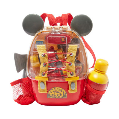 Disney Collection Mickey Mouse Backpack Set